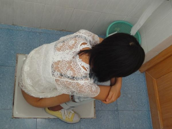 Hidden Camera Secretly Records Women In Xiamen University Bathroom