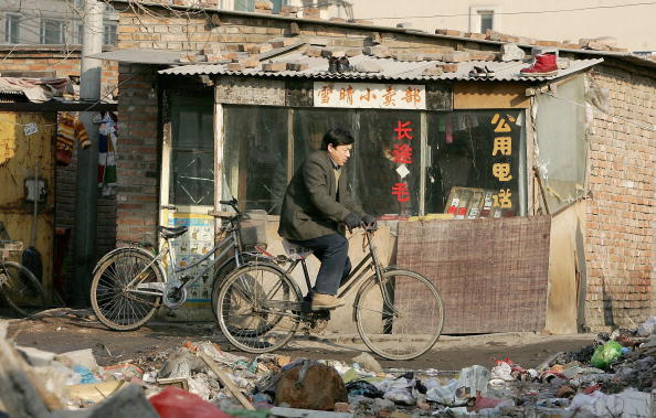 China's_War_On_Poverty
