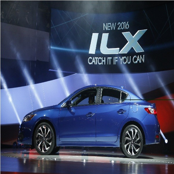 2014 Acura ILX Sports Sedan Released; New Luxury Car Comes