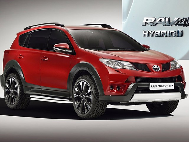 toyota rav4 2016 edition and hybrid variants unveiled. Black Bedroom Furniture Sets. Home Design Ideas