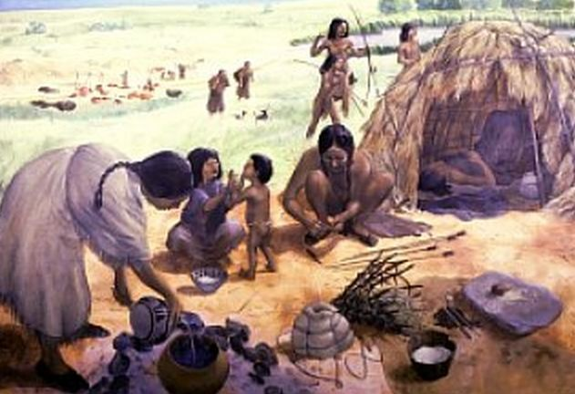 the earliest human society in asia Crash course big history takes a look at humans, one of the weirdest   beginning with early agrarian civilizations, societies started to connect into large .