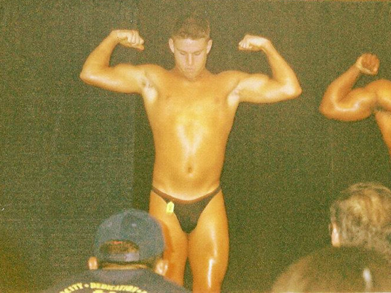 Check Out 'Magic Mike' Star Channing Tatum's Revealing Pic From High ...