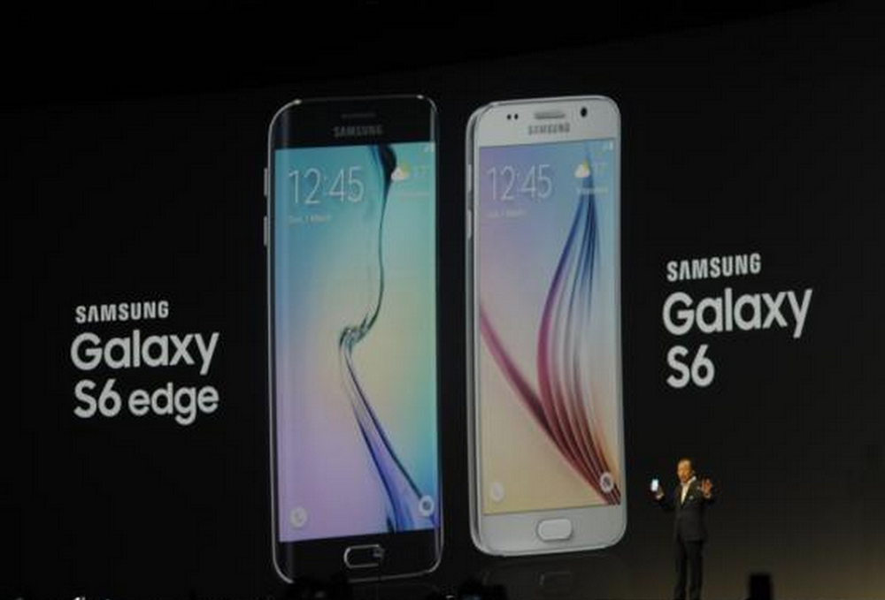 Samsung Galaxy S6, Galaxy S6 Edge, Named As The Most ...