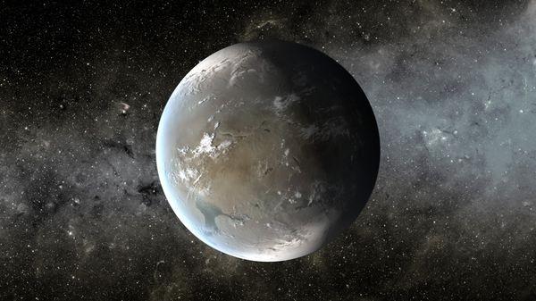 """Kepler 452b """"Earth 2.0"""""""